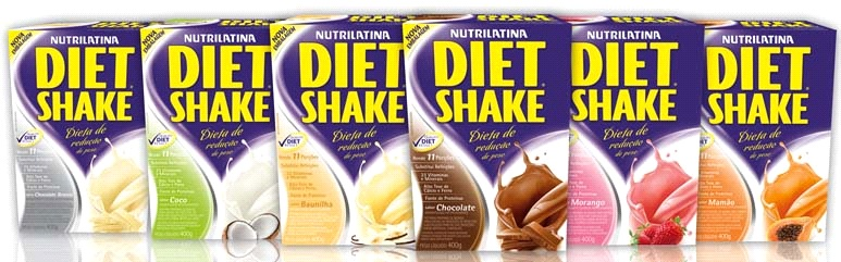 Como Tomar o Diet Shake