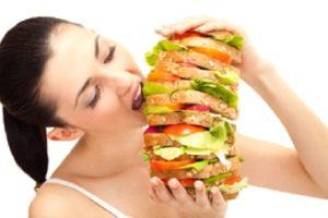 Como diminuir o apetite.